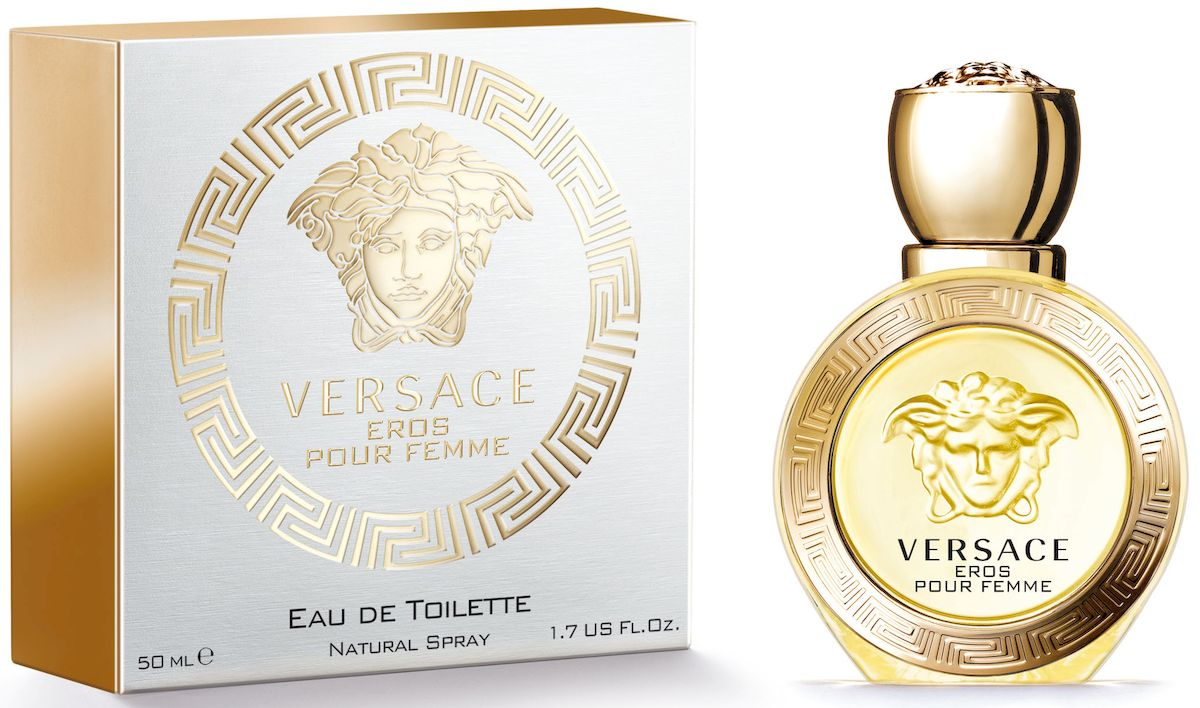 Versace Eros Pour Femme Туалетная вода 50 мл