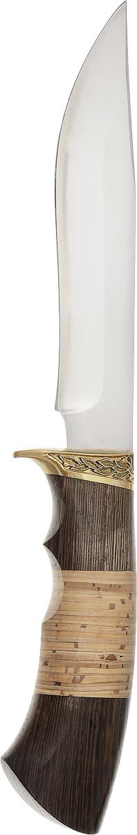 Нож охотничий Ножемир Гепард, 16 см ножи сувенирные maskbro охотничий нож зеленый