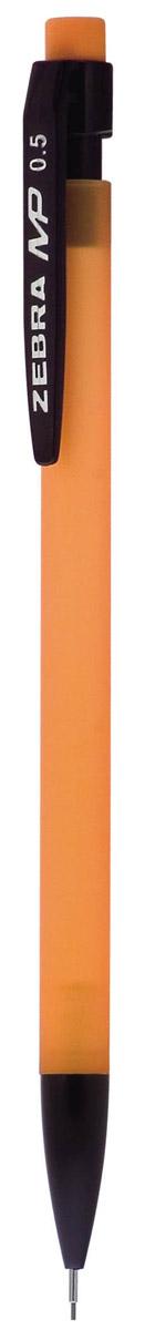 Zebra Карандаш механический MP цвет корпуса оранжевый317 259060Механический карандаш Zebra MP идеален для письма и черчения.Корпус карандаша круглой формы выполнен из пластика и дополнен ластиком. Мягкое комфортное письмо и тонкие линии при написании принесут вам максимум удовольствия. Порадуйте друзей и знакомых, оказав им столь стильный знак внимания.