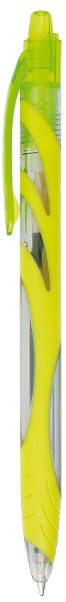 Zebra Ручка шариковая Ola цвет корпуса зеленый305 103050Автоматическая шариковая ручка Zebra Ola имеет полупрозрачный пластиковый корпус, соответствующий цвету чернил. Специально разработанные мягкие чернила. Удобная область захвата, предотвращающая скольжение пальцев.