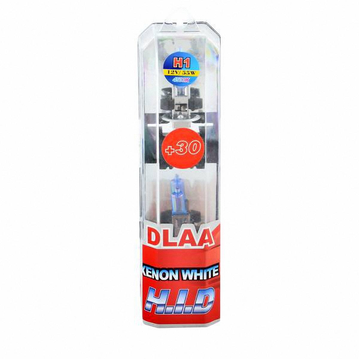 Skyway Автолампа H1 1-конт XENON WHITE+30. H1-12V55W-P B10503Галогеновыелампы XENONWHITE+30 4500Kпод ксенон представляют собой очень яркие лампы, имитирующие свет ксенона. Достигается это за счет специального напыления на газонаполненные лампы, а точнее на колбы, в которые под высоким давлением закачан газ. Данныегалогеновыелампы не создают неудобств водителям встречныхавтотранспортных средств, не превышают допустимую нагрузку на бортовую сеть автомобиля, безопасны и долговечны и отвечают всем без исключения стандартам качества.