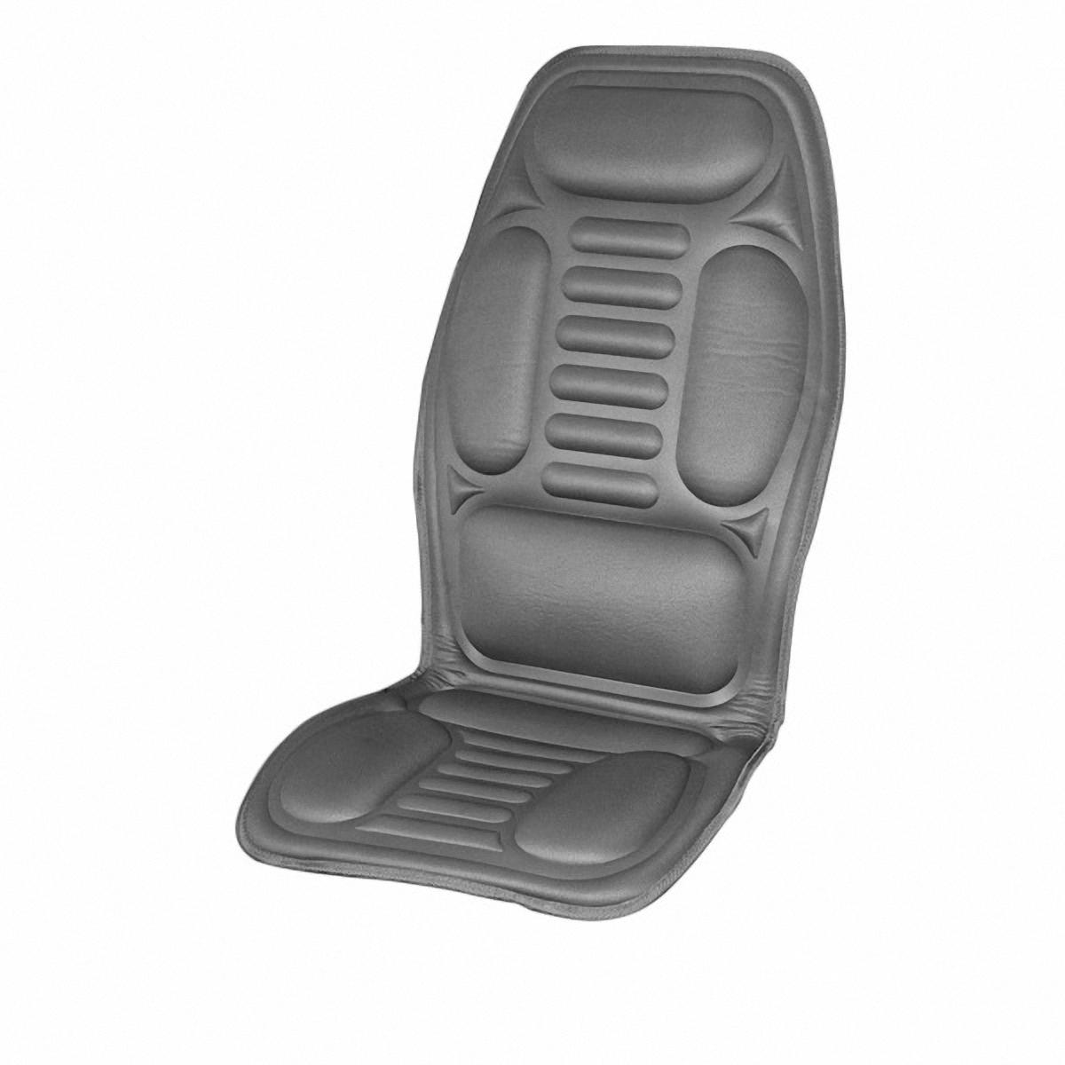 Подогрев для сиденья Skyway, со спинкой, цвет: серый, 120 х 51 смст18фВ подогреве для сиденья Skyway в качестве теплоносителя применяется углеродный материал. Такой нагреватель обладает феноменальной гибкостью и прочностью на разрыв в отличие от аналогов, изготовленных из медного или иного металлического провода.Подогрев крепятся ремнями к креслу автомобиля и подключается к бортовой сети через гнездо прикуривателя.Особенности:- Универсальный размер.- Снижает усталость при управлении автомобилем.- Обеспечивает комфортное вождение в холодное время года.- Простая и быстрая установка.- Умеренный и интенсивный режим нагрева.- Терморегулятор для изменения интенсивности нагрева.- Защита крепления шнура питания к подогреву.Устройство подключается к прикуривателю на 12В