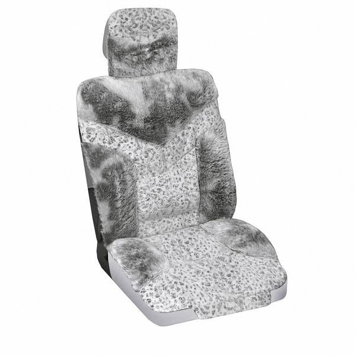 Чехлы автомобильные Skyway. S03001006FS-80423Меховые накидки Skyway сделаны с учетом предпочтений своих потребителей, которыехотят видеть салон своего автомобиля, похожим на теплый уютный дом, а не на холодный облезлый гараж. Удобные и мягкие накидки будут как никогда актуальны перед морозной зимой, потому что всегда согреют своим теплом и добавят красок в салон во время белого однообразия на улице. Удобные, как домашний диван, они сделают салон таким комфортным, что не захочется возвращаться домой. Сделанные из искусственного меха, они не лезут, довольно просто крепятся и плотно сидят, не съезжая в разные стороны.