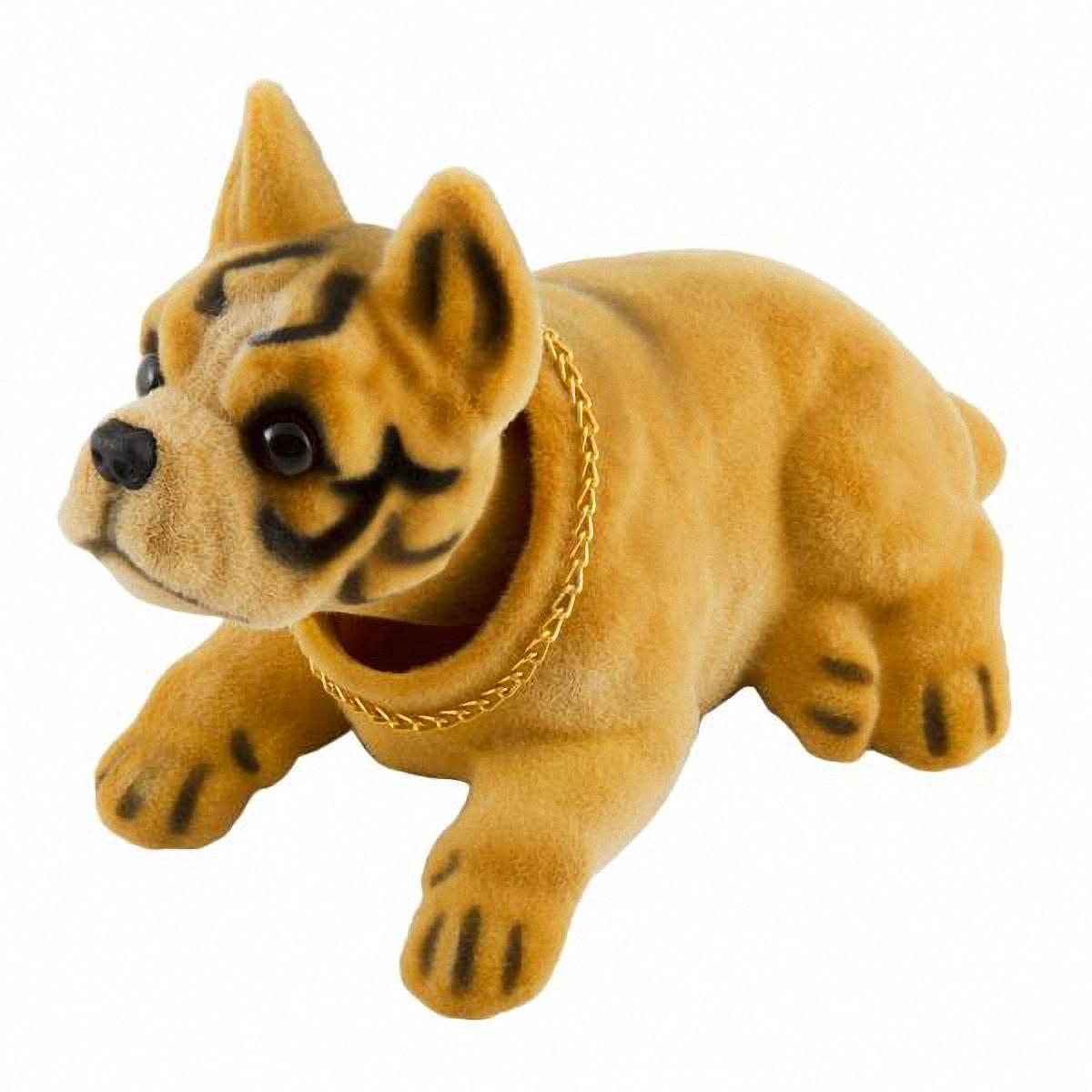 Ароматизатор воздуха автомобильный Skyway Боксер, яблокоCA-3505Фигурка собаки с освежителем Яблоко легко крепится на панель и украшает интерьер салона автомобиля. Яблочный аромат освежителя, входящий в комплект, наполняет салон приятным благоуханием и устраняет все неприятные запахи. Благодаря своей текстуре, освежитель менее летуч и не испарится в жаркое время года, поэтому вы сможете наслаждаться понравившимся ароматом длительное время. Освежитель располагается в игрушке, внутри она пустотелая. Особенности игрушки:Качает головой во время движения автомобиля. Работает без батареек и солнечной энергии. Простая и быстрая установка в салоне вашего автомобиля с помощью клейкой ленты. Внимание: Не устанавливайте игрушку в местах срабатывания подушек безопасности. Беречь от детей и животных. Материал: синтетическая смола. Комплектация: освежитель, клейкая лента, игрушка.