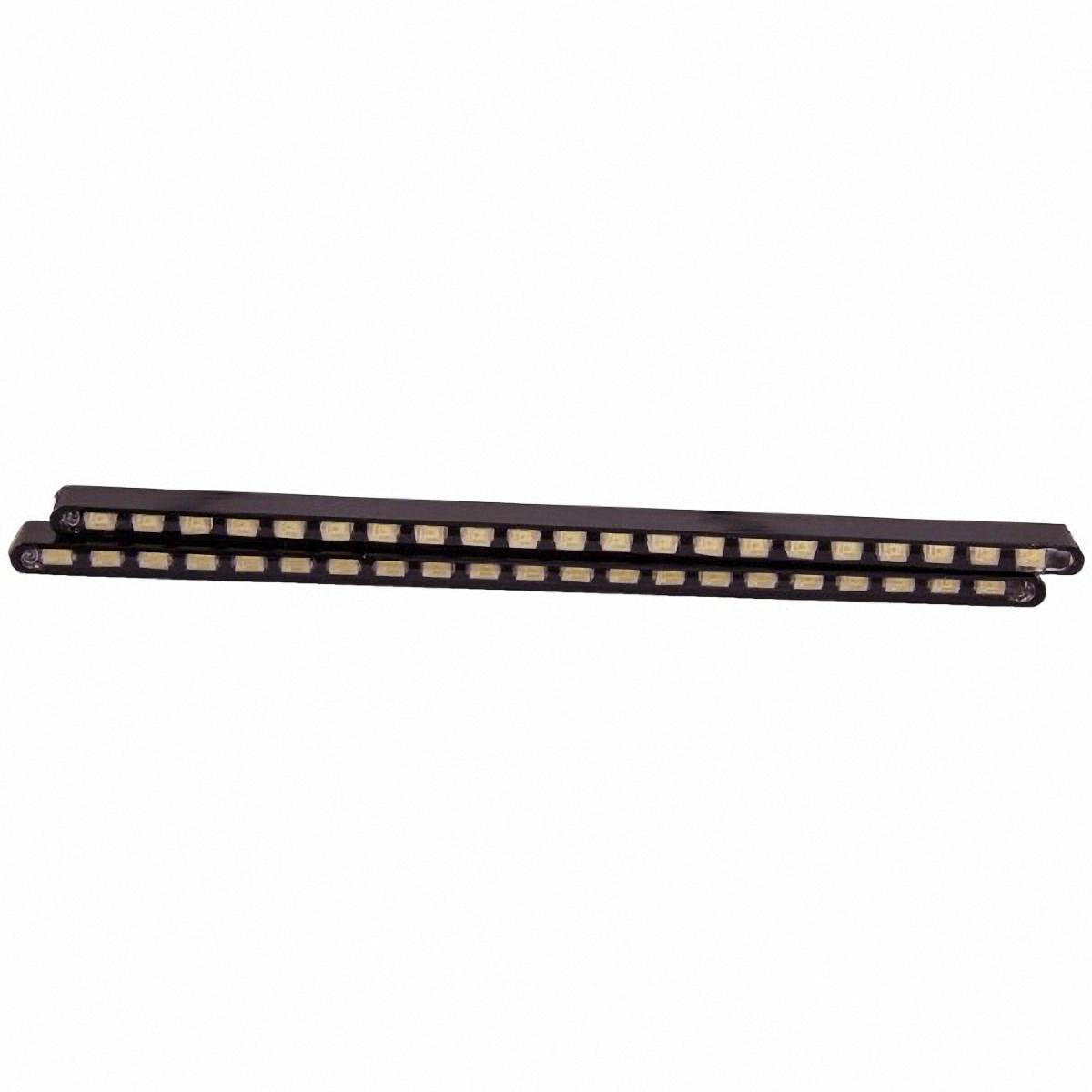 Skyway Ходовые огни 21 диод. SHDX-21LED(5630)10503Тип диода 5630Количество диодов 21 шт. Комплектация:Ходовые огни комплект – 2 шт.Самоклеящаяся лента – 2 шт.
