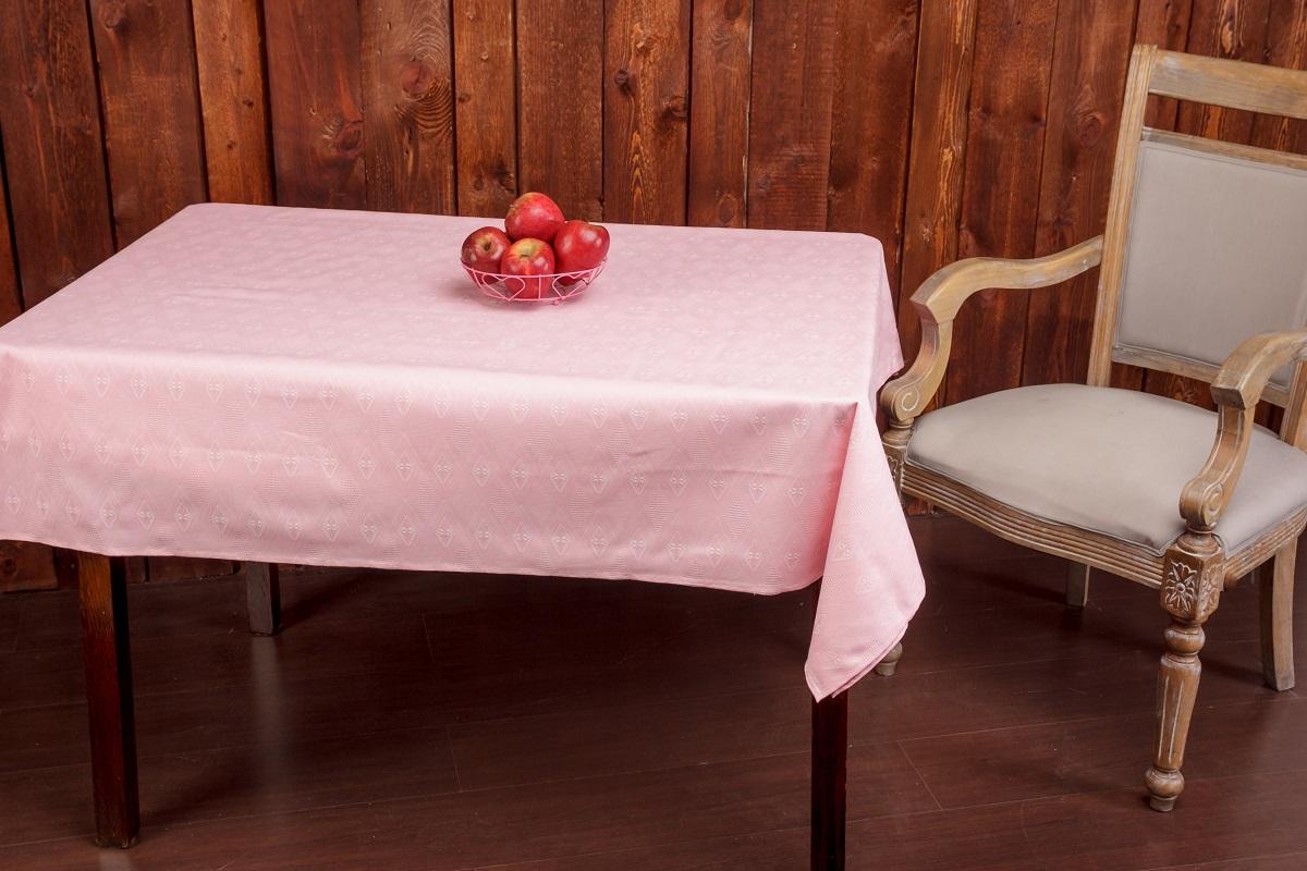Скатерть Гаврилов-Ямский Лен, прямоугольная, 150 x 180 см. 1со6913VT-1520(SR)Роскошная скатерть из натурального хлопка жаккардового плетения украсит любой праздничный стол!