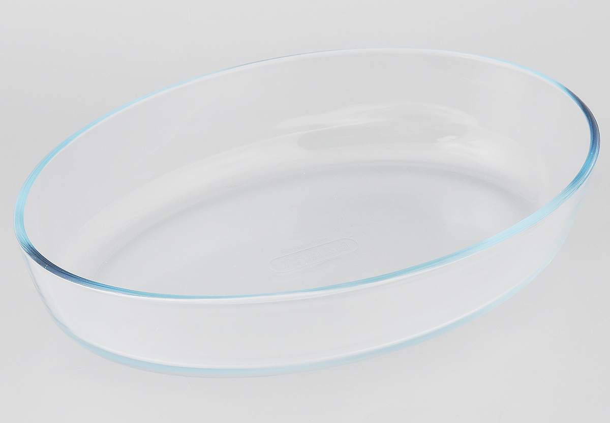 Форма для выпечки Pyrex Classic, овальная, 30 x 21 см94672Форма Pyrex Classic изготовлена из прозрачного жаропрочного стекла. Непористая поверхность исключает образование бактерий, великолепно моется. Изделие идеально подходит для приготовленияв духовом шкафу. Выдерживает перепад температур от -40°C до +300°C.Форма Pyrex Classic подходит для использования в микроволновой печи, приготовления блюд в духовке, хранения пищи в холодильнике. Можно мыть в посудомоечной машине. Размер формы (по верхнему краю): 30 х 21 см.Высота формы: 6 см.