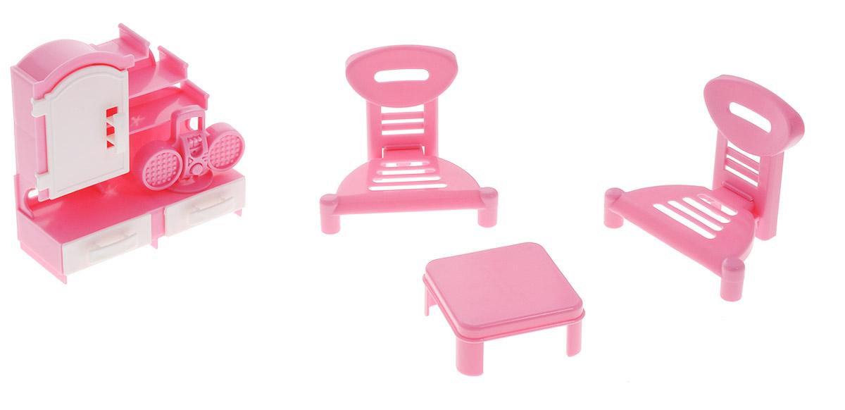 Форма Мебель для кукол Гостиная