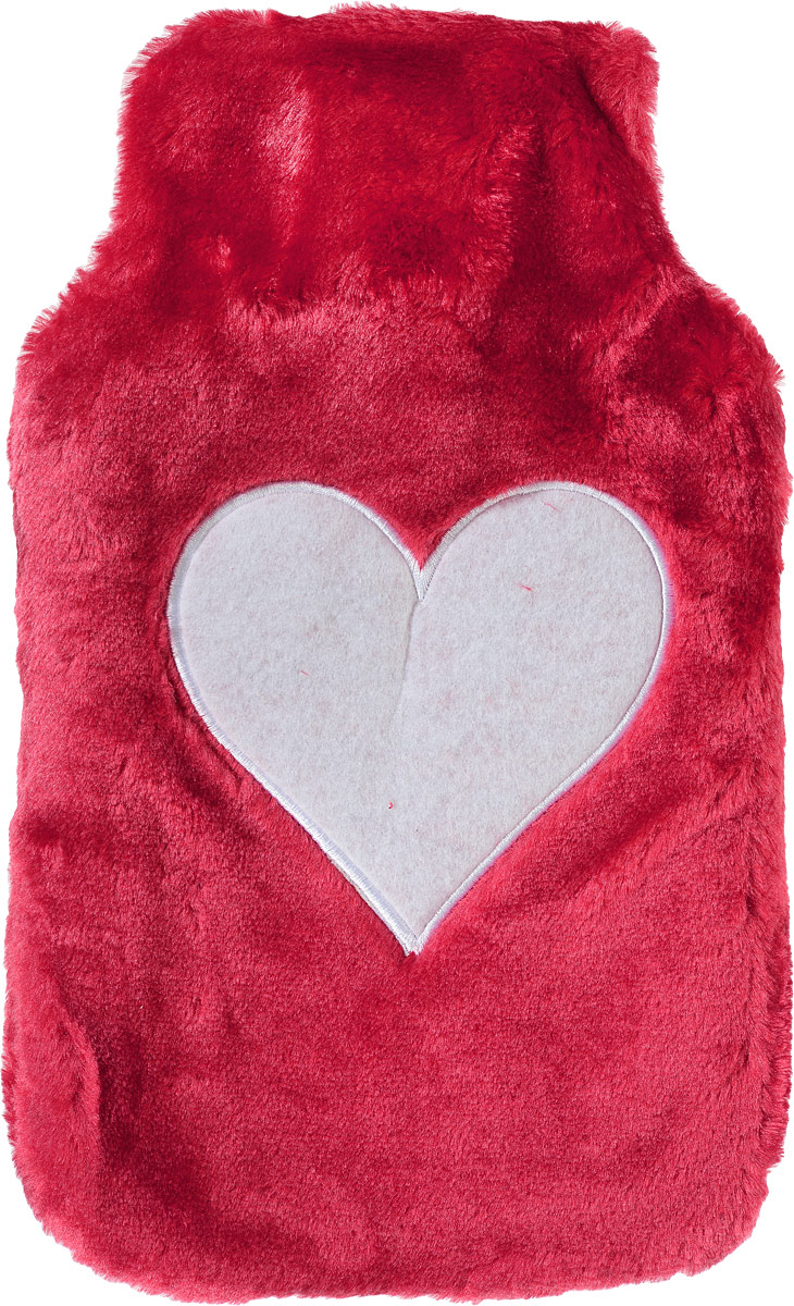 Medrull Грелка резиновая Сердечко №2, 2000 мл0001519ГРЕЛКА РЕЗИНОВАЯ в чехле сердечко. Сoстав резина. Вместимость в литрах 2л.