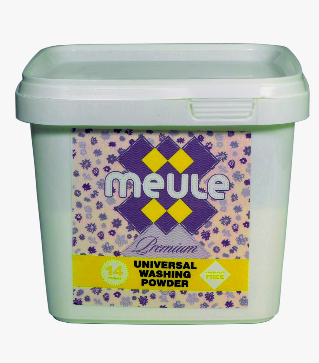 Порошок стиральный Meule, концентрат, 0,5 кг531-402MEULE Premium Universal Washing Powder (14 стирок) - это универсальный бесфосфатный концентрированный стиральный порошок, высокого качества.Для белых и цветных тканей, изделий из хлопка, льна и синтетики. Отстирывает пятна и загрязнения различного происхождения, сохраняя структуру ткани. Препятствует образованию ворсистости (катышков) на одежде. Работает в широком диапазоне температур (от 30 до 90С). Предотвращает образование накипи. Полностью выполаскивается. Подходит для всех типов стиральных машин.