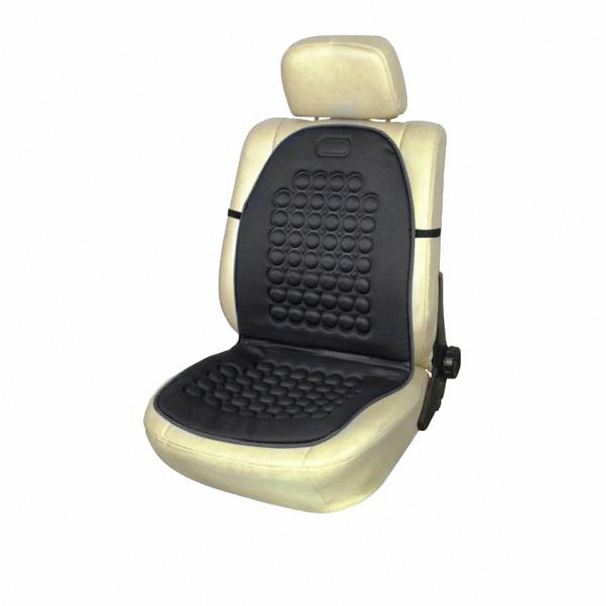 Чехол автомобильный Skyway. SW-102102 BK /S01302006ст18фЧехол автомобильный Skyway - это изящное сочетание стиля и качества. Выполненный из особого материала, он расслабляют мышцы спины при поездке, благотворно влияя на позвоночник. Так просто получить ощущение легкого массажа. С ним салон становится уютнее, а сами сидения - удобнее.