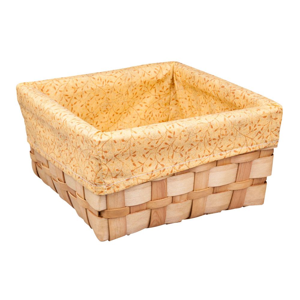 Корзина плетеная Miolla, 30 х 30 х 15 см. QL400449-LRG-D31SЛучшее решение для хранения вещей - корзина для хранения Miolla. Экономьте полезное пространство своего дома, уберите ненужные вещи в удобную корзину и используйте ее для хранения дорогих сердцу вещей, которые нужно сберечь в целости и сохранности.