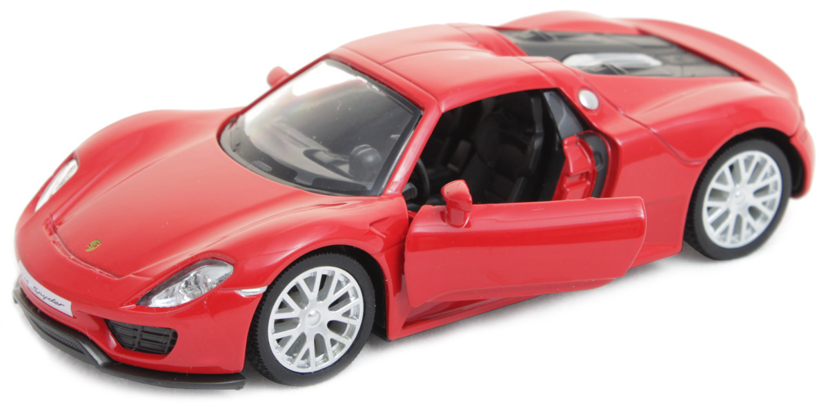 Рыжий Кот Модель автомобиля Porsche 918 б у передние сиденья на авто в житомирской обл