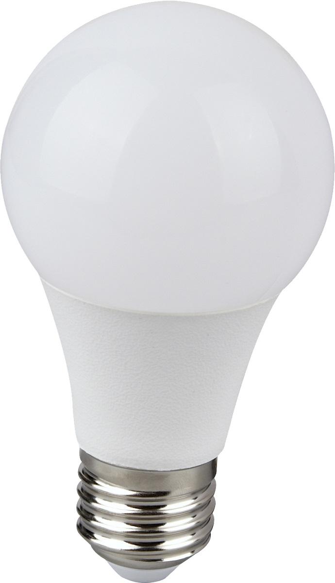 Лампа светодиодная Lieberg, цоколь E27, 8W, 4000КC0030771Светодиодная лампа Lieberg - новое решение в светотехнике. Светодиодная лампа экономит много электроэнергии благодаря низкой потребляемой мощности. Она идеальна для основного и акцентного освещения интерьеров, витрин, декоративной подсветки. Кроме того, создает уютную атмосферу и позволяет экономить электроэнергию уже с первого дня использования.Не содержит ртути и не требует переработки. Срок службы в 2,5-3 раза дольше энергосберегающей лампы и в 30 раз дольше лампы накаливания. Высокая ударопрочность благодаря металло-пластиковому корпусу. Мгновенное включения. Без мерцания. Напряжение: 220 В. Угол светового пучка: 270°. Тип светодиода: SMD. Рабочая температура: -25 - +50°С.