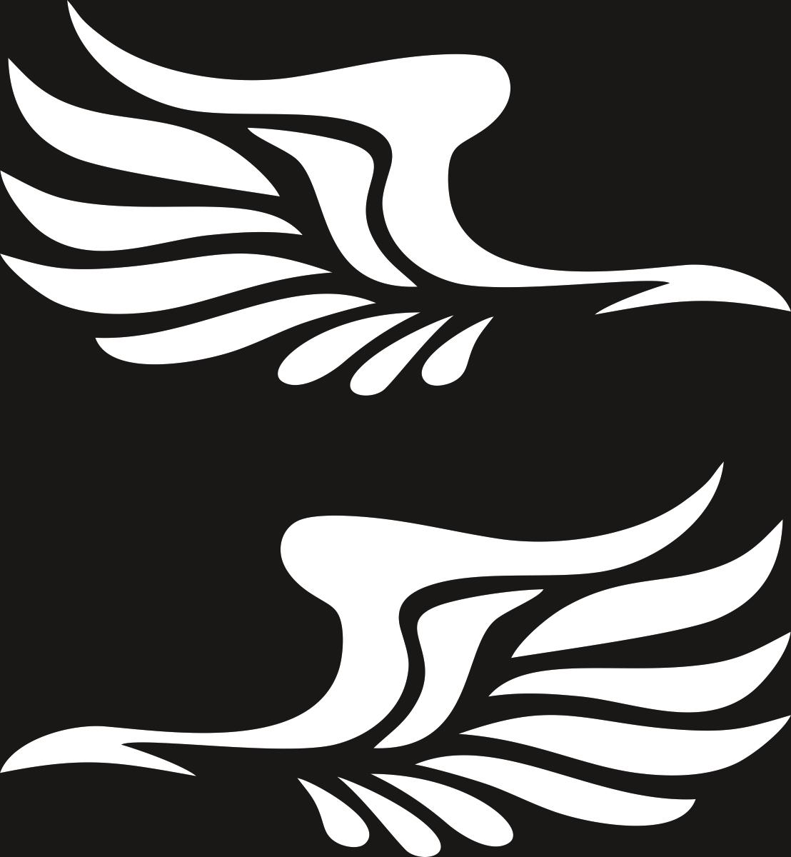 Наклейка автомобильная Оранжевый слоник Крылья, виниловая, цвет: белыйВетерок 2ГФОригинальная наклейка Оранжевый слоник Крылья изготовлена из высококачественной виниловой пленки, которая выполняет не только декоративную функцию, но и защищает кузов автомобиля от небольших механических повреждений, либо скрывает уже существующие.Виниловые наклейки на автомобиль - это не только красиво, но еще и быстро! Всего за несколько минут вы можете полностью преобразить свой автомобиль, сделать его ярким, необычным, особенным и неповторимым!