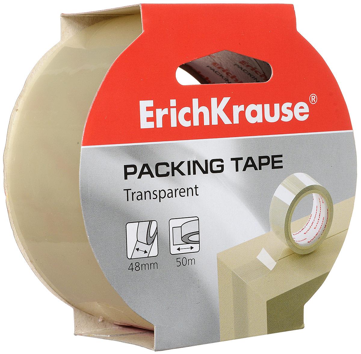 """Клейкая лента """"Erich Crause"""", цвет: прозрачный, Erich Krause Deutschland GmbH"""