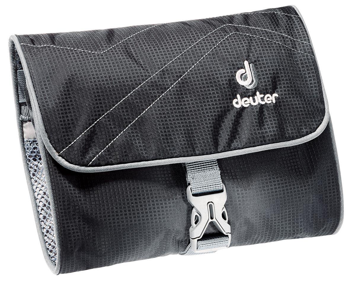 Косметичка Deuter  Wash Bag I Black-Titan , цвет: черный. 39414 - Несессеры и кошельки
