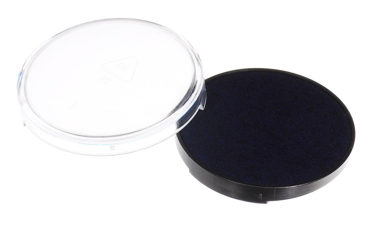 Colop Сменная штемпельная подушка для карманной оснастки Pocket Stamp R40 цвет синийFS-00897Сменная штемпельная подушка для карманной оснастки Colop Pocket Stamp R40 с краской синего цвета на водной основе с добавлением глицерина позволяет получить до 10000 четких оттисков.Не пачкается при замене. Не рекомендуется заправлять краской - плотный верхний слой не пропустит ее внутрь.