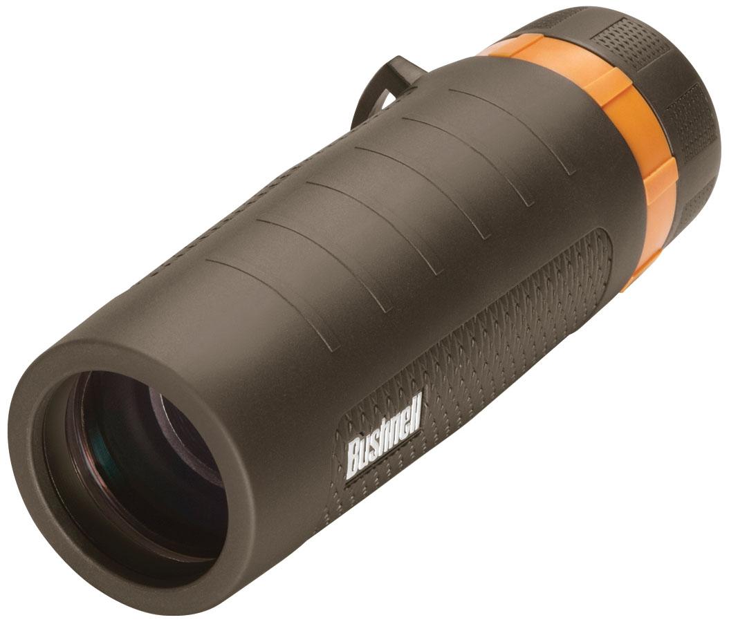 Монокуляр Bushnell Off Trail 8x32, цвет: серо-зеленыйEOB-821Mонокуляр Bushnell Off Trail 8x32 идеален для дальних походов. Призмы из стекла BaK-4 обеспечивают высокие характеристики при минимальных размерах, а многослойное просветляющее покрытие даст возможность насладиться видом, когда вы доберётесь до места. Защищённые от воды и запотевания монокуляр Off Trail предназначен для мира, находящегося вдали от вашей калитки.