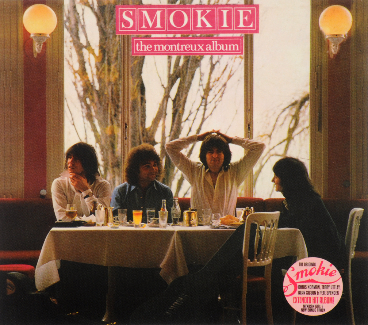 Smokie Smokie. The Montreux Album smokie tel aviv