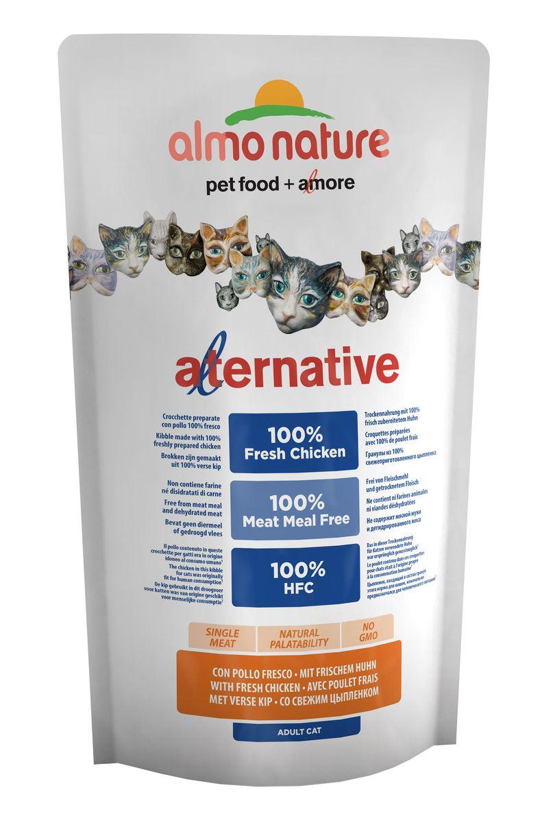 Корм сухой для кошек Almo Nature