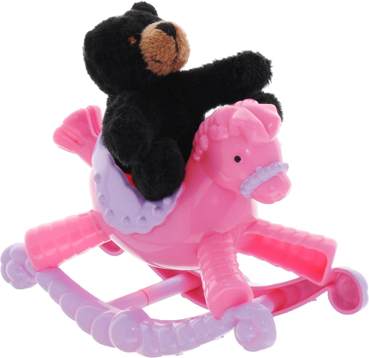 Beanzees Мягкая игрушка Медвежонок Boo 5 см