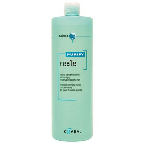 Kaaral Восстанавливающий Реале шампунь для поврежденных волос Purify Reale Intense NutritionShampoo, 1000 мл4751006752856Восстанавливающий Реале шампунь для поврежденных волос Kaaral Purify Reale Intense Nutrition Shampoo разработан для ухода за сухими, пористыми и поврежденными волосами. Идеален для деликатного очищения кожи и волос с увлажняющим эффектом. Оставляет волосы мягкими и предупреждает дегидратацию волос. Не содержит сульфаты и парабены!