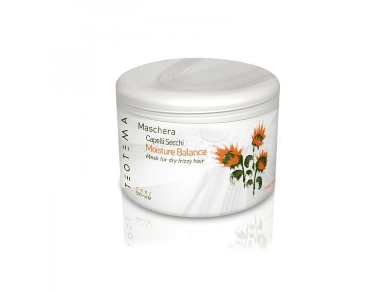 Teotema – Маска увлажняющая 500 мл34344Teotema Маска увлажняющая мощное средство, отлично подходящее для сухих и пушащихся волос, нуждающихся в восстановлении. Глубоко питает пряди, возвращает им здоровый блеск и шелковистость. Активный липидный ингредиент содержит множество минералов, полезных для здоровья волос. Таких как кальций, цинк, фосфор, железо и калийони благотворно влияют на структуру прядей и их корни. Маска содержит и жирные кислоты Омега, в которых особо нуждаются волосы. Входящий в состав комплекс из витаминов различных групп также очень полезен, так как способствует защищенности волос от солнечных лучей или непогоды. Защиту обеспечивают и особые соевые протеины. Увлажняющая маска создает эффект биопленки, заменяет кондиционер и уплотнитель для волос. Данное средствоэто действительно то, что просто необходимо иметь в своей косметичке! Ведь данная маска не только восстанавливает волосы, но и делает их красивее и привлекательнее, упрощает расчесывание и укладку.