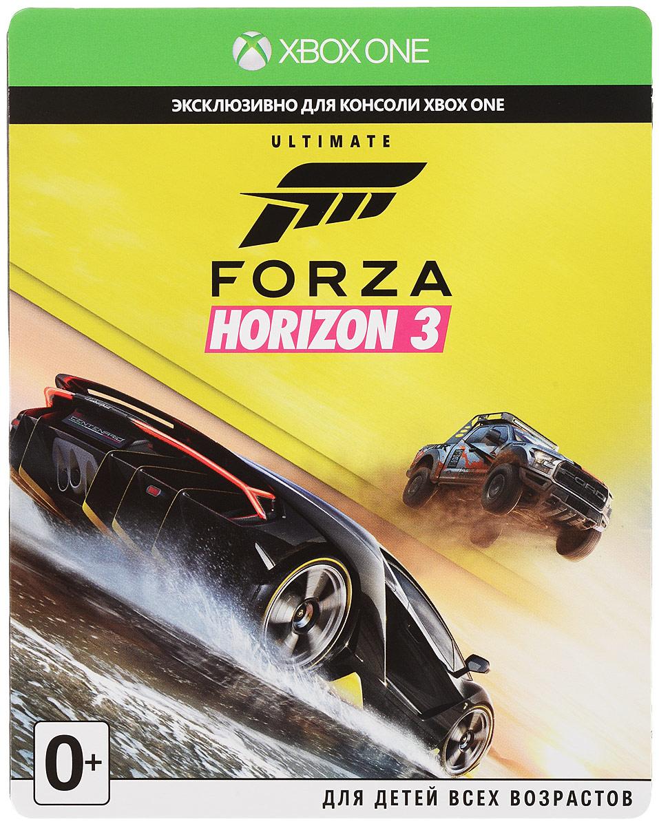 Forza Horizon 3 Ultimate (Xbox One)