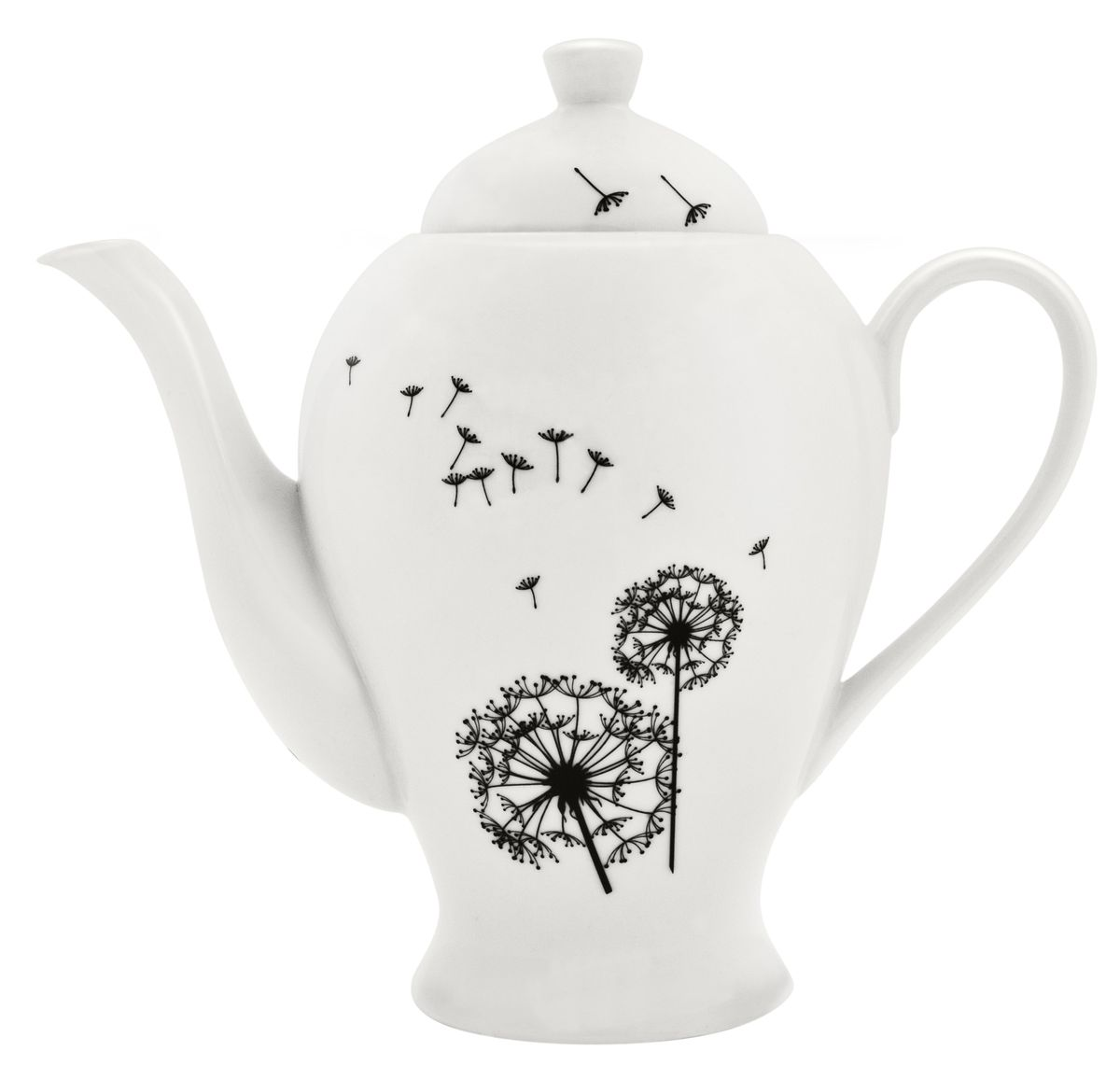 Чайник заварочный Esprado Viente, 1,29 лVT-1520(SR)Чайник заварочный Esprado Viente изготовлен из высококачественного фарфора и декорирован очаровательным цветочным рисунком. Такой дизайн, несомненно, придется по вкусу и любителям классики, и тем кто ценит красоту и изящество. Такой чайник украсит ваш кухонный стол, а также станет замечательным подарком к любому празднику. Можно использовать в микроволновой печи и мыть в посудомоечной машине.