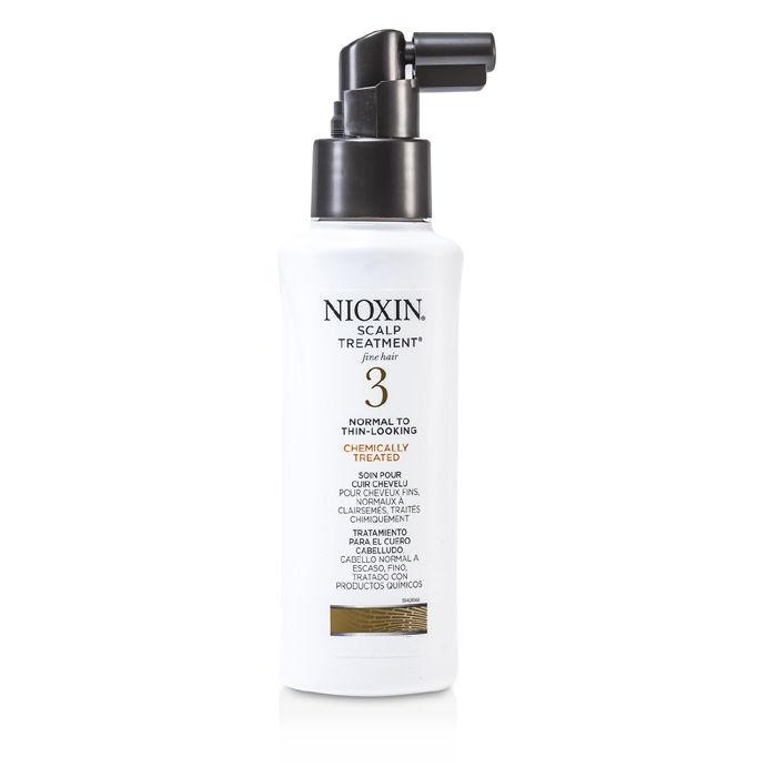 Nioxin Scalp Treatment System 3 - Питательная маска (Система 3) 200 млSatin Hair 7 BR730MNТонкие волосы, которые пострадали от химической завивки, нуждаются в особом уходе. Питательная маска от Nioxin из системы 3 предназначена для активного питания и увлажнения волос и кожи головы. Средство нейтрализует щелочи и кислоты, а также защищает волосы от внешнего влияния. Маска от Ниоксин подходит для ежедневного применения, однако может слегка пощипывать кожу во время процедуры. После применения маски волосы становятся мягче и приятнее на ощупь, а отрицательное воздействие агрессивных процедур становится почти не ощутимым.