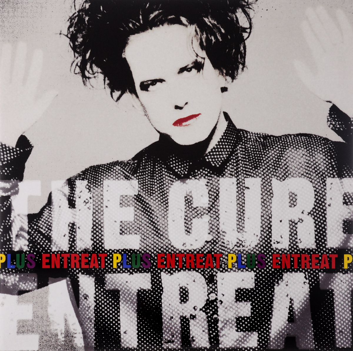 The Cure The Cure. Entreat Plus (2 LP) the cure 4 13 dream