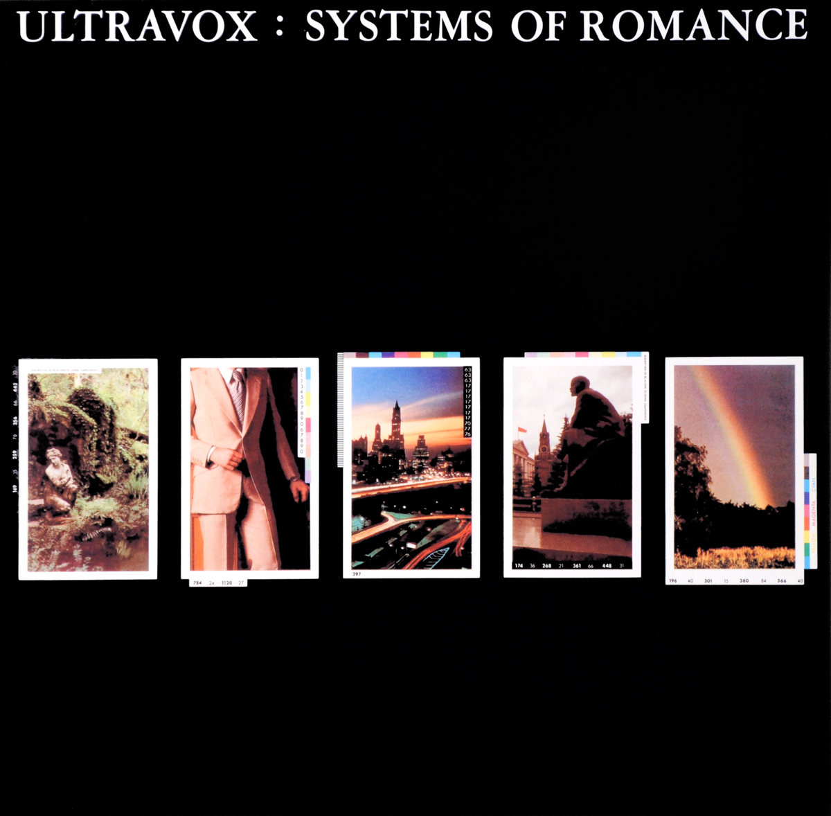 Ultravox Ultravox. Systems Of Romance (LP) 767 type blender blades ice blades mixer blades diameter 7cm