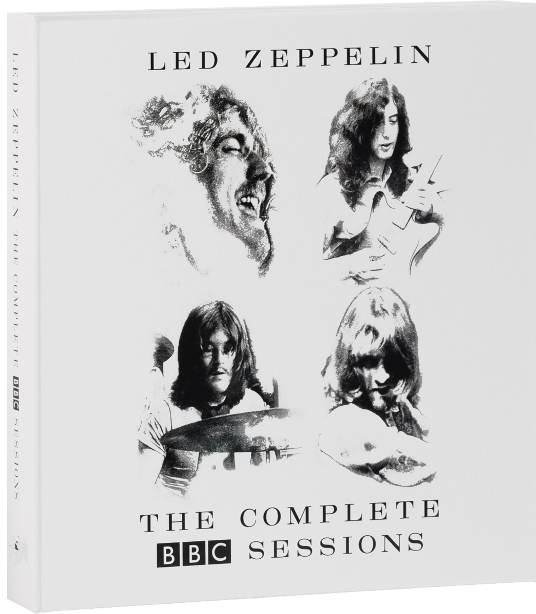 Led Zeppelin Led Zeppelin. The Complete BBC Sessions (5 LP) виниловая пластинка led zeppelin led zeppelin ii 4 lp