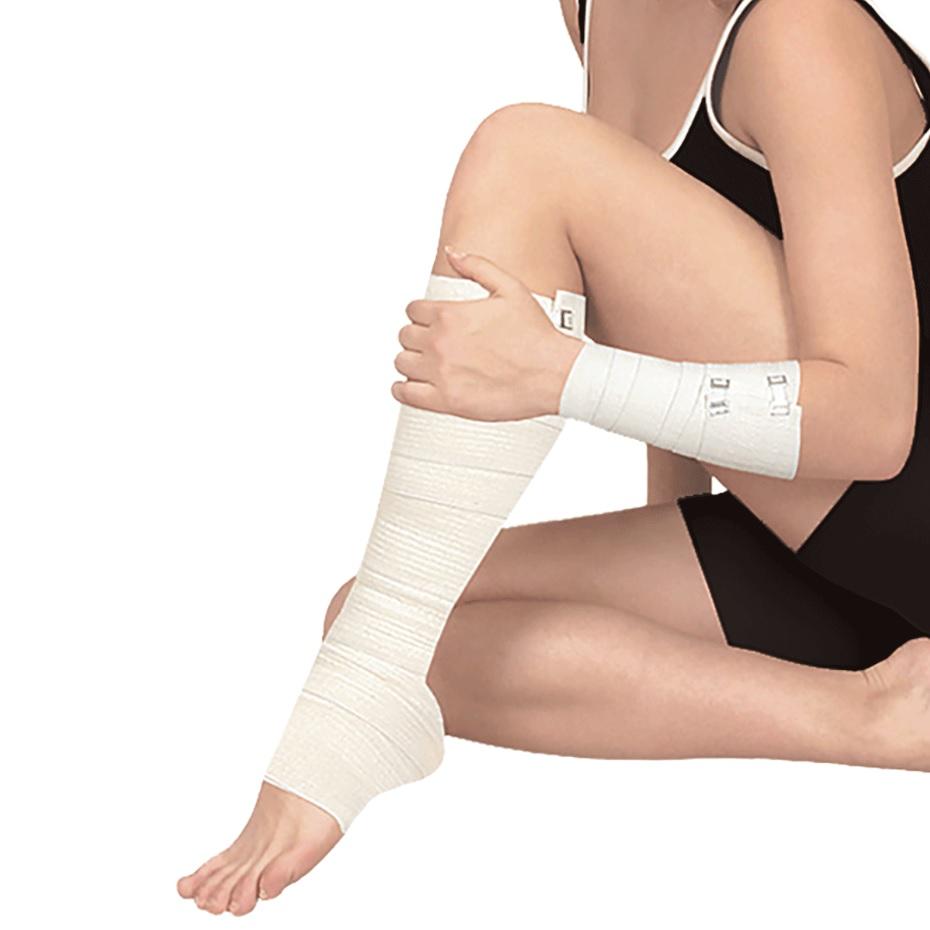 Бинт Tonus Elast медицинский эластичный, высокой растяжимости. 9512. 5,0м*0,10мGESS-014Предназначен для профилактики и лечения при варикозном расширении вен, а также вывихов, растяжений, отеков и других травматических осложнений.