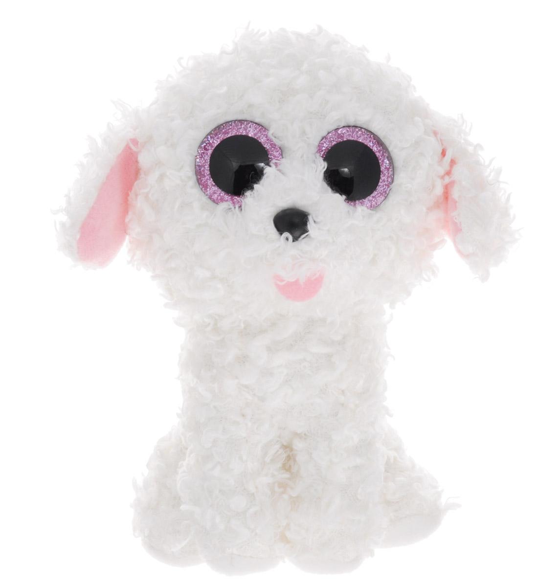 TY Мягкая игрушка Щенок Pippie 15 см