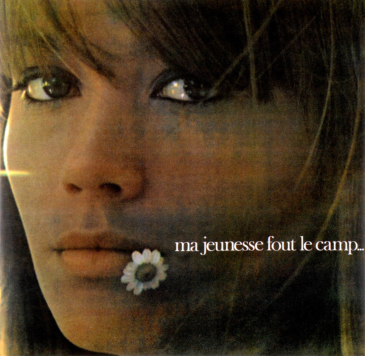 сумка le camp le camp le950bwqgx54 Франсуаза Арди Francoise Hardy. Ma Jeunesse Fout Le Camp (LP)