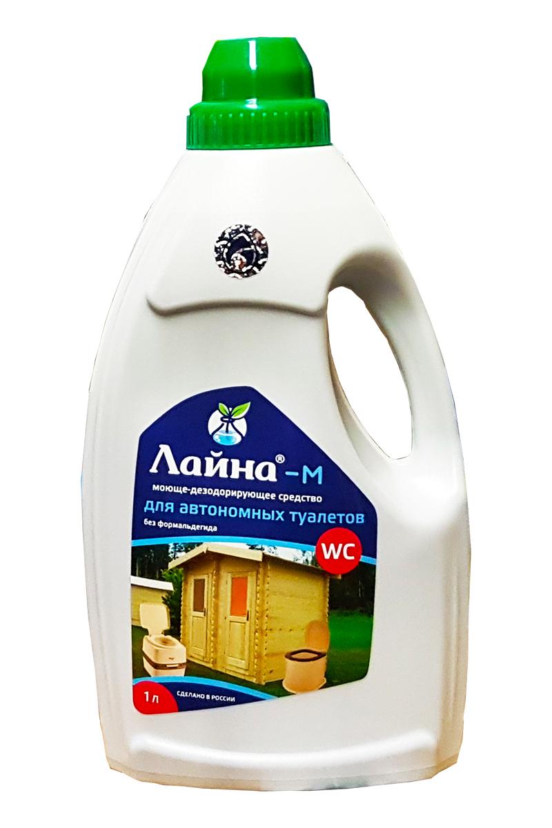 Средство дезодорирующее Лайна, концентрат, для нижнего бака биотуалета, 1 лТ-01-50Дезодорирующее средство для нижнего бака биотуалета. Предназначено для консервации отходов, устраняет неприятные запахи. Может использоваться для мытья и дезодорации накопительного бака. Компоненты безопасны и биоразлагаемы.