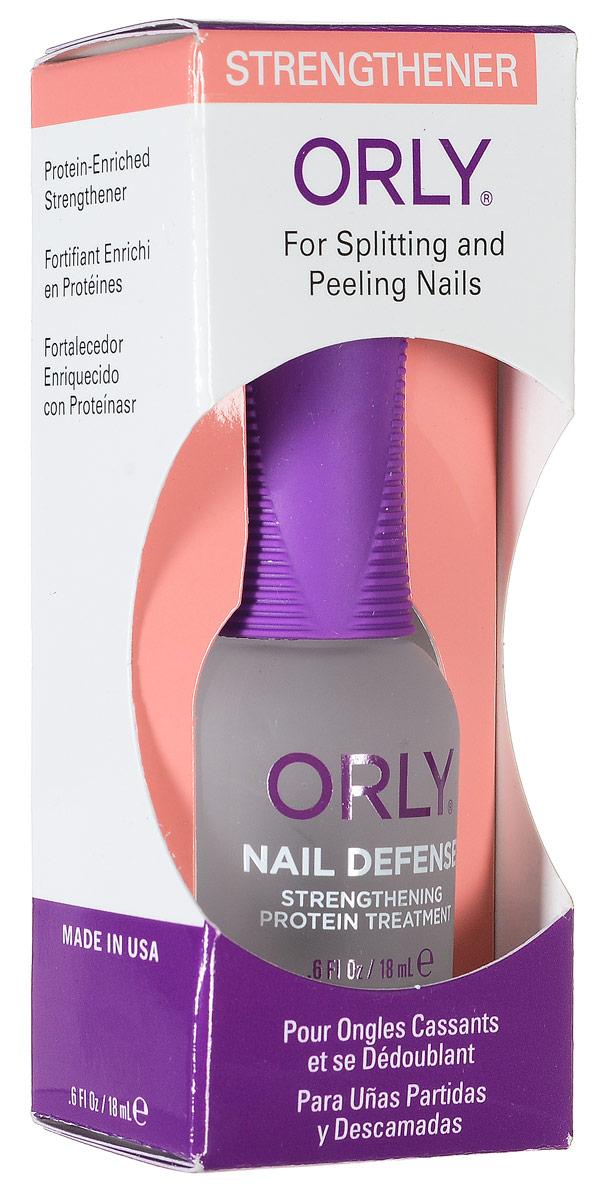 Orly Покрытие для слоящихся ногтей Nail Defense, 18 мл1301210Обогащенная белком формула покрытия Orly Nail Defense обеспечивает защиту и укрепление ногтевой пластины. Стимулирует рост крепких ногтей, предотвращая их расслаивание. Протеин, который входит в состав препарата, осуществляет склеивание чешуек ногтей между собой, а также запечатывание свободного края для предотвращения его расслаивания.Способ применения: если ногти слоятся очень сильно, то первые 2 недели наносить через день послойно. В дальнейшем использовать как базу и верхнее покрытие в течение 2-3 месяцев. Характеристики:Объем: 18 мл. Артикул: 44420. Производитель: США. Товар сертифицирован.Состав: этилацетат, бутилацетат, нитроцеллюлоза, SDА-40В, гептан, изопропил, пропилацетат, гликолевый сополимер, этилтосиламид, триметил пентанил диизобутират, камфара, бензофенон-1, диметикон, поливинил бутирал, токоферил ацетат (витамин А), сафлоровое масло, экстракт мелиссы, экстракт конского каштана, экстракт ромашки, пантофенат кальция, гидролизованный протеин пшеницы, краситель.