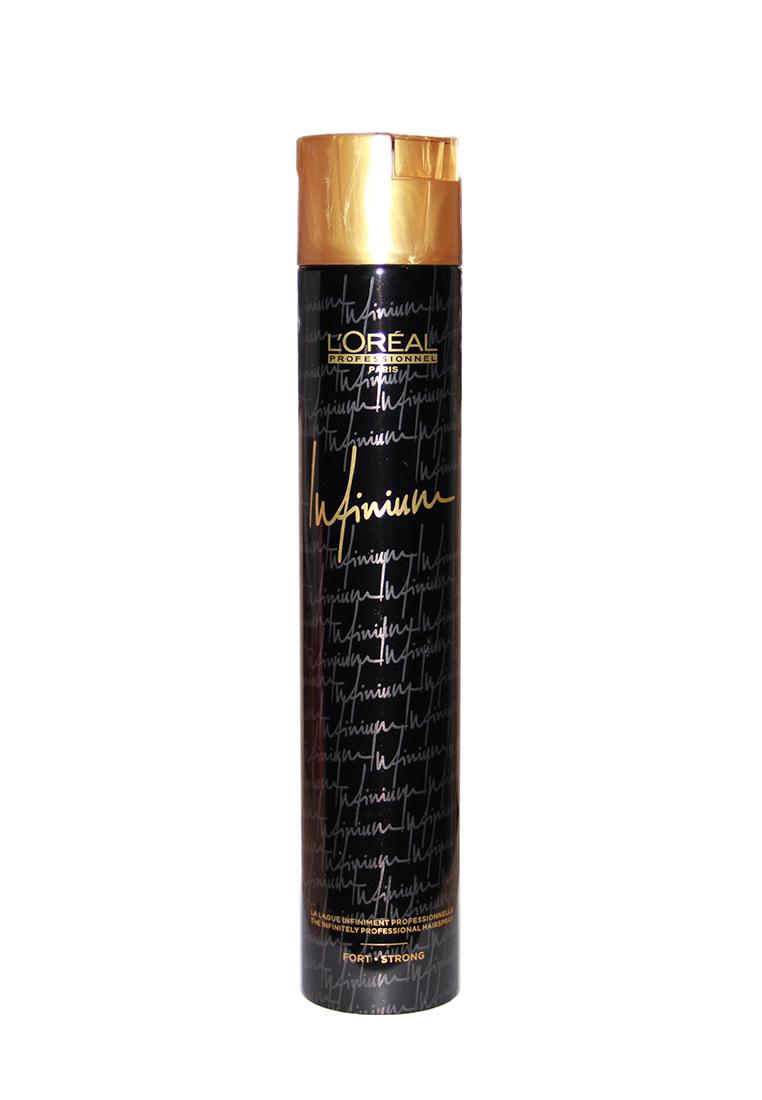 LOreal Professionnel Лак сильной фиксации (фикс.3) Infinium Crystal Strong - 300 млSatin Hair 7 BR730MNLOreal Professionnel Infinium Crystal Strong - Лак сильной фиксации (фикс.3): Для создания совершенной прически требуется лак сильной фиксации. С его помощью можно создать идеальную укладку, которая не будет ограничена из-за эффекта склеивания волос. Кроме того, лак сильной фиксации позволяет воспроизвести ультрамодный стайлинг. Серия Crystal Strong от LOreal включает в себя насколько лаков, позволяющих придать волосам объем, а также зафиксировать прическу. Лак Infinium Crystal Strong подходит как для ежедневного использования, так и для создания креативного праздничного образа. В состав лака Crystal Strong входят полимеры и силикон, которые оказывают защитное воздействие и облегчают расчесывание. Благодаря эффекту антивлажность прическа не испортится даже в плохую погоду.