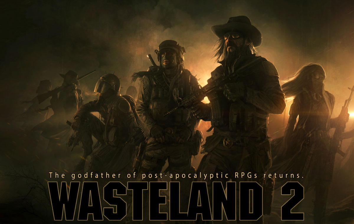 Wasteland 2. Directors Cut
