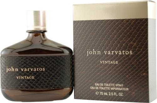 John Varvatos Vintage Men туалетная вода 75 мл14238Древесные, шипровые. Пачули, пихта, бобы тонка, дубовый мох, замша, табак.