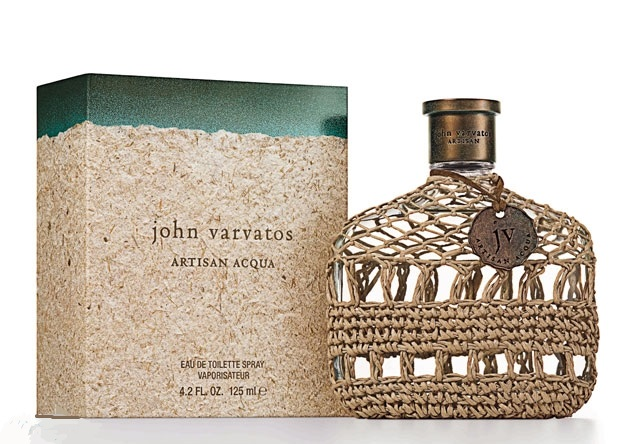 John Varvatos Artisan Acqua Men туалетная вода 125 мл3SLife12-M-12Фужерные пряные. Ангелика, гальбанум, мандарин, мастиковое дерево, танжерин, базилик, герань, жасмин, кориандр, лаванда, мускатный шалфей, пальмароза, самбак.