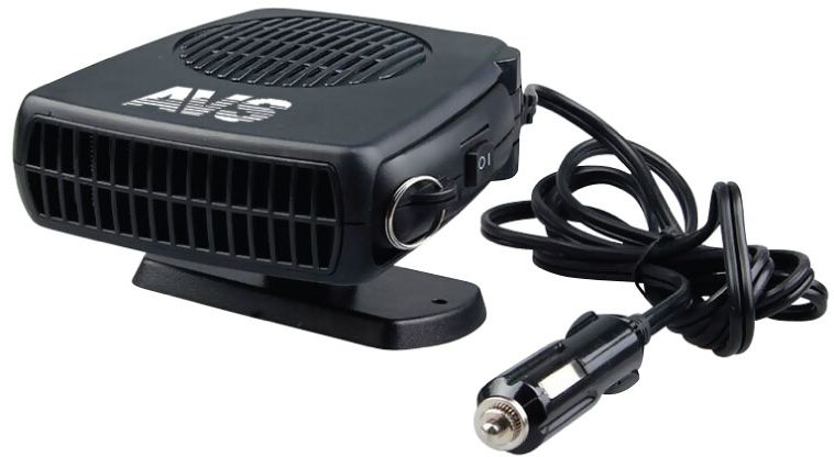 Тепловентилятор автомобильный AVS ComfortWH18DSDLТепловентилятор автомобильный AVS Comfort поможет создать комфортную температуру в салоне и быстро избавится от льда или конденсата на стеклах. Толщина электрического провода рассчитана для продолжительной и бесперебойной работы. Керамический нагреватель. Переключение режимов: нагрев/вентиляция. Встроенный защитный плавкий предохранитель в штекере прикуривателя служит защитой электрической сети от короткого замыкания. Складная ручка для применения обогревателя в режиме фен.Характеристики:Мощность : 150 Вт.Переключатель: вкл./выкл.Напряжение: 12 Вольт.