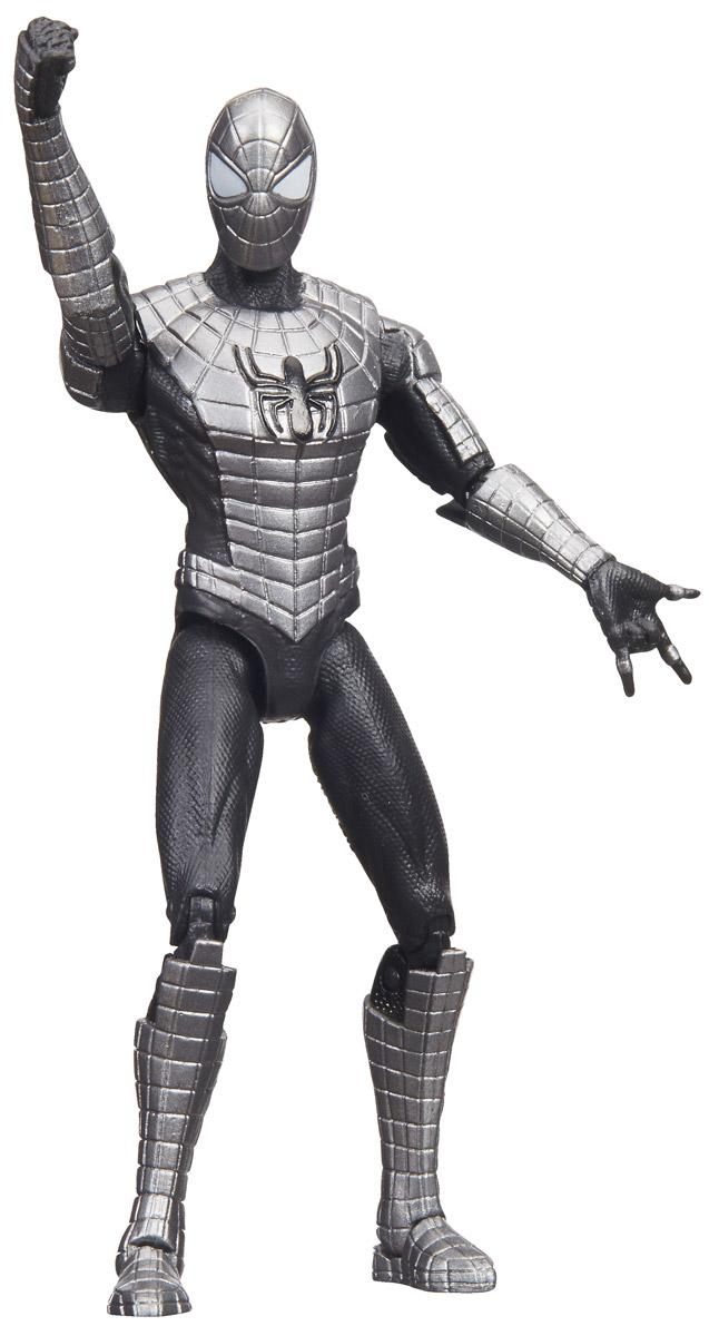 Marvel Фигурка Armoured Spider-Man картинки человека паука лего