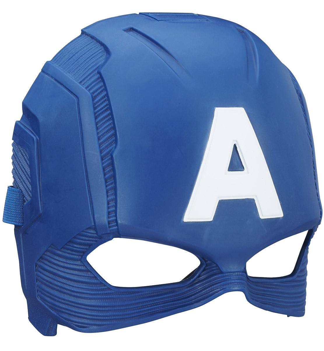 Avengers Маска Captain America -  Маски карнавальные