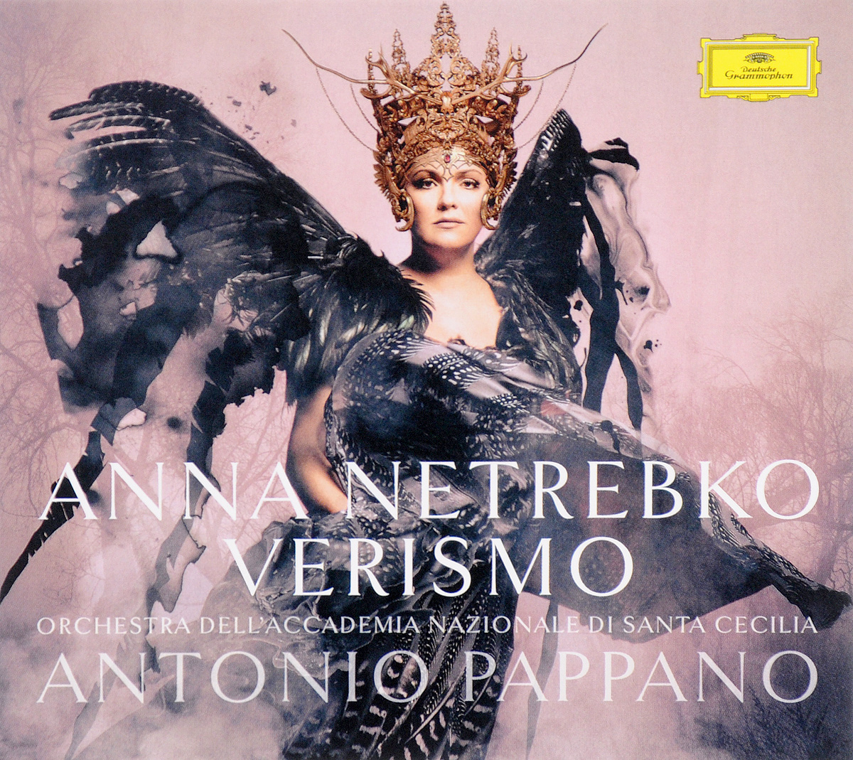 Анна Нетребко,Антонио Паппано,Coro Dell'Accademia Nazionale Di Santa Cecilia,Orchestra Dell'Accademia Nazionale Di Santa Cecilia Anna Netrebko, Antonio Pappano. Verismo. Limited Edition (CD + DVD) air air the vigin suicides limited edition 2 cd 3 lp