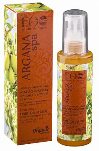 EcoLab ЭкоЛаб Восстанавливающее масло-флюид для сильно поврежденных и окрашенных волос 100 млAC-2233_серыйОказывает комплексное восстанавливающее действие на волосы и кожу головы. Делает волосы более сильными, блестящими и послушными, стимулирует рост волос.Активные ингредиенты: аргановое масло, органическое масло оливы, миндаля и зародышей пшеницы, коллаген, молочные протеины.