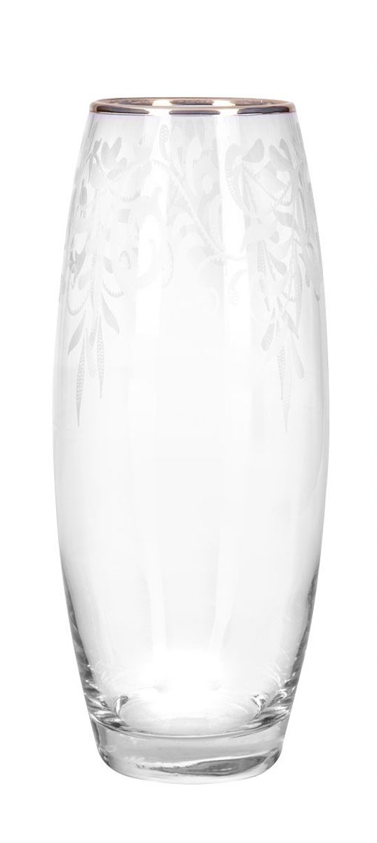 Ваза Гусь Хрустальный Флора. Веточка, цвет: прозрачныйFS-80418Декоративные вазы в наше время пользуются очень большим спросом. Любители украшать свой дом, оценят этот античный сосуд, который может стать не только красивым, но и практичным дополнением любого интерьера.