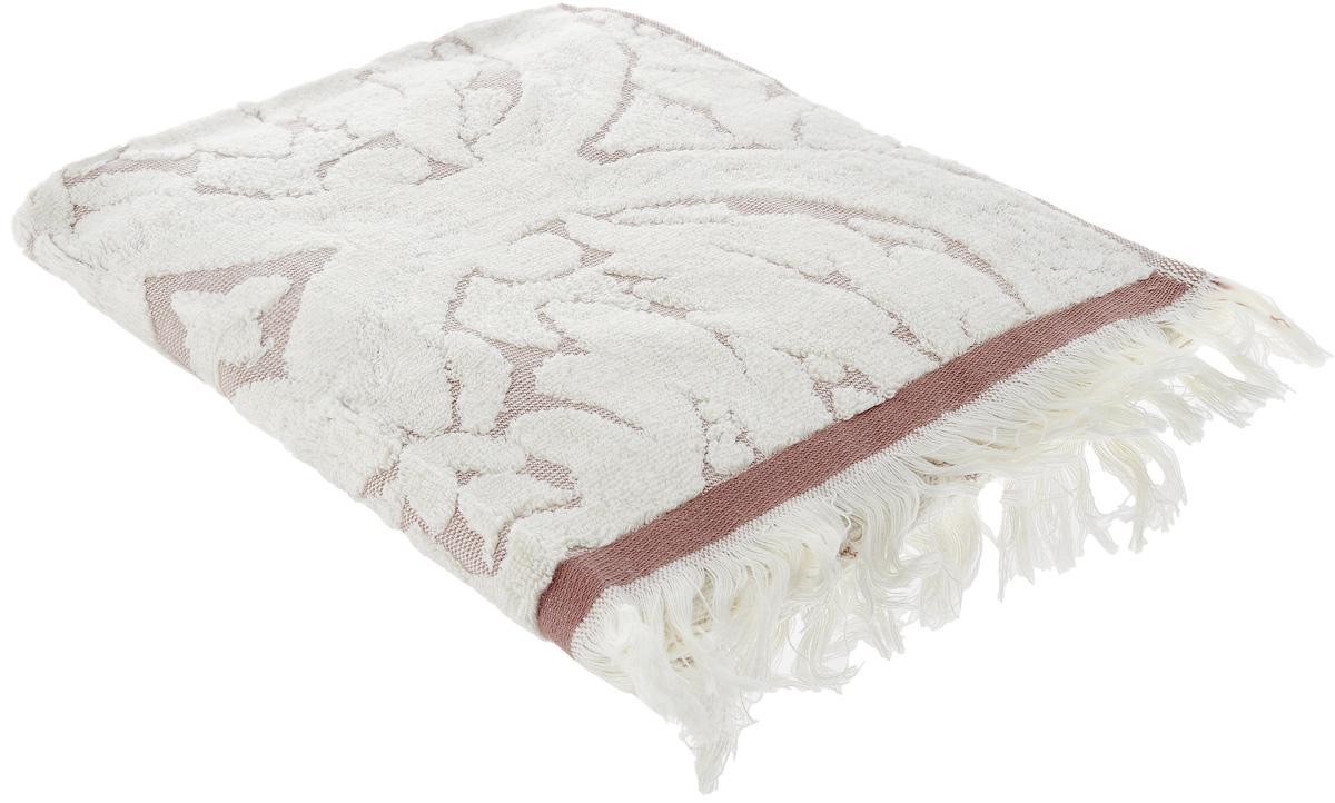 Полотенце Guten Morgen Лакшми, цвет: бежевый, 50 х 90 смS03301004При производстве полотенца Guten Morgen Лакшми используется сырье самого высокого качества: безопасные красители и 100% хлопок. Полотенца - это просто необходимый атрибут каждой ванной комнаты в любом доме. Полотенца Guten Morgen отлично впитывают влагу, комфортны для кожи, не содержат аллергенных красителей, имеют стойкий к стирке цвет.Состав: 100% хлопок; Размер: 50 х 90 см.
